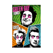 【SALE】Green Day Trio ポスター