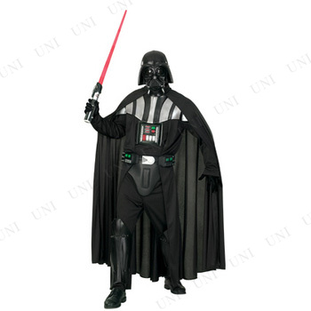 【送料無料】DXダースベイダー 大人用(Std) [rubies 56077Std Adult Deluxe Darth Vader Deluxe Costume]