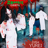 ZOMBIE COLLECTION Zombie YUREI(ゾンビ幽霊)