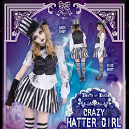 DEath of Doll Crazy Hatter Girl(クレイジーハッターガール)
