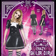 【SALE】DEath of Doll Crazy Sailor Girl(クレイジーセーラーガール)