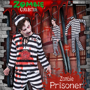 ZOMBIE COLLECTION Zombie Prisoner(ゾンビプリズナー)