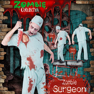 【SALE】ZOMBIE COLLECTION Zombie Surgeon(ゾンビ外科医)