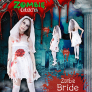 【SALE】ZOMBIE COLLECTION Zombie Bride(ゾンビブライド)