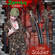 ZOMBIE COLLECTION Zombie soldier(ゾンビソルジャー)