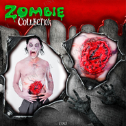 ZOMBIE COLLECTION FXSCAR Big Wound (大きい傷)