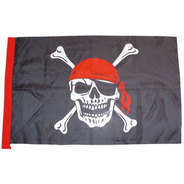 Pirate Flag Skully Cap
