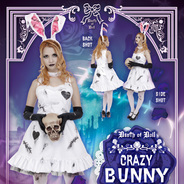 【SALE】DEath of Doll Crazy Bunny(クレイジーバニー)