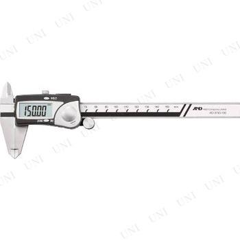 【取寄品】 A&D 防滴ステンレスデジタルノギス 150mm