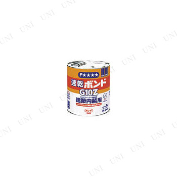 【取寄品】 コニシ 速乾ボンドG10Z 3kg(缶)