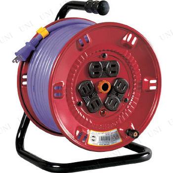 【取寄品】 日動 電工ドラム マルチリール100V 2芯 20m