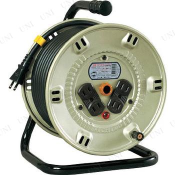 【取寄品】 日動 電工ドラム 標準型100Vドラム 2芯 30m