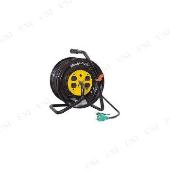 【取寄品】 日動 電工ドラム マジックリール 100V アース付 30m