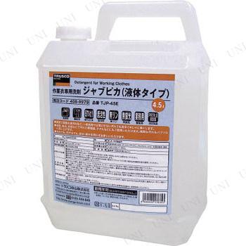 【取寄品】 TRUSCO 作業衣専用洗剤ジャブピカ(液体タイプ)