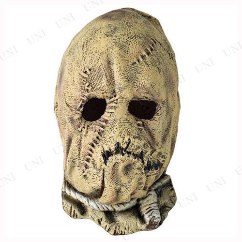 コスプレ 仮装 スケアクロウマスク
