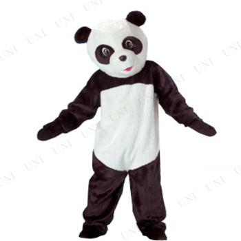 【取寄品】 コスプレ 仮装 着ぐるみ パンダ