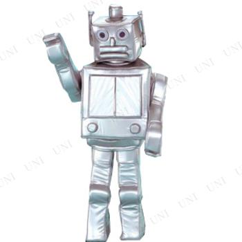 【取寄品】 コスプレ 仮装 着ぐるみロボットくん