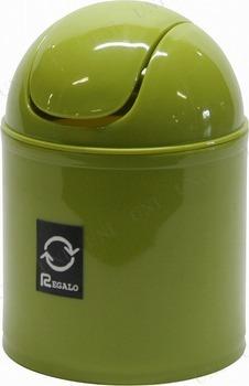 プラスチックダストボックス1.7L グリーン
