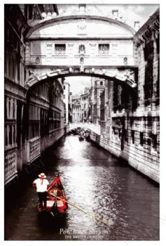 【取寄品】 BRIDGE OF SIGHS ポスター