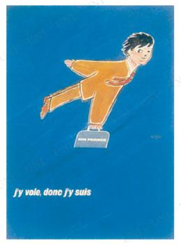 SAV-14 Savignac ポスター