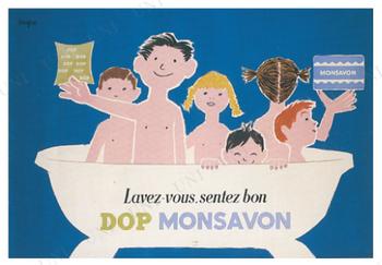 SAV-23 DOP MONSAVON ポスター