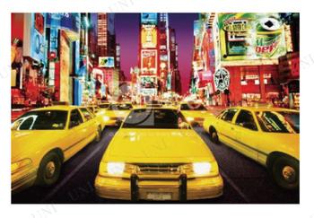 【取寄品】 TIMES SQUARE taxi ポスター