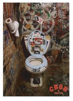 【取寄品】 CBGB ポスター