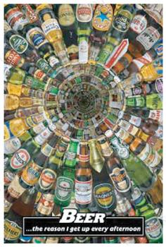 【取寄品】 Beer -The Reason ポスター