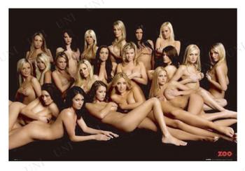 ZOO girls ポスター