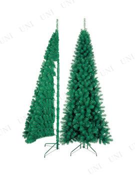 【取寄品】 クリスマスツリー 195cmコーナーパインツリー