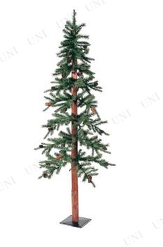 【取寄品】 クリスマスツリー ナチュラルトランクツリー(L・220cm)
