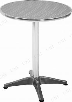 【取寄品】 アルミテーブル JL-10(幅60cm)