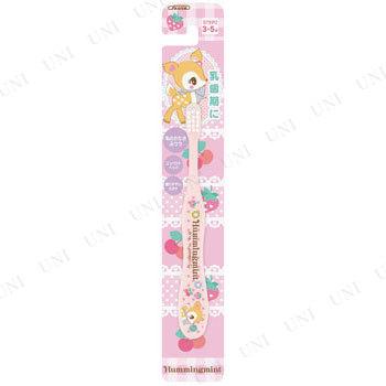 【取寄品】 歯ブラシ(転写タイプ)園児用 ハミングミント