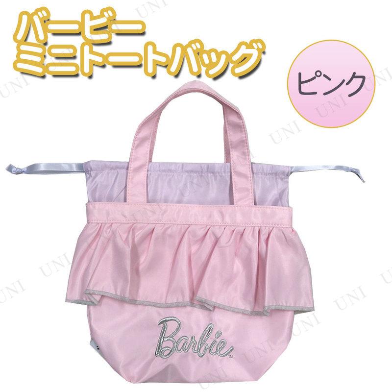 バービー ミニトートバッグ ピンク