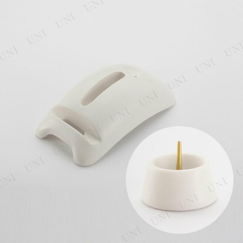 【取寄品】 ペットト 陶製タイプ 白セット