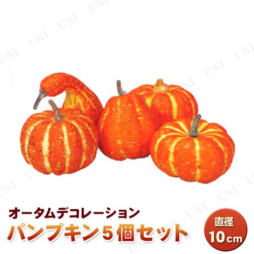 オレンジパンプキン5個セット