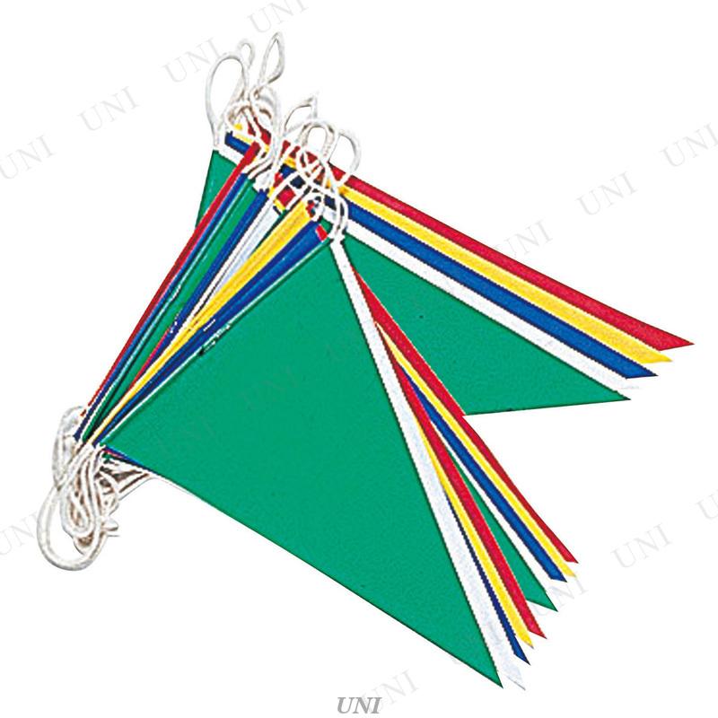 8mターポリン三角旗