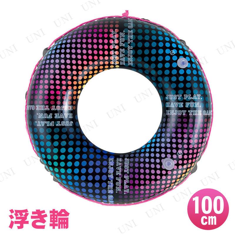 【取寄品】 浮き輪 100cm ソニック