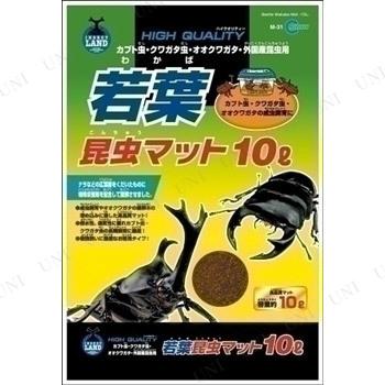 【取寄品】 マルカン 若葉昆虫マット 10L