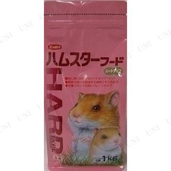 【取寄品】 フィード・ワン ハムスターフード ハードタイプ 1kg