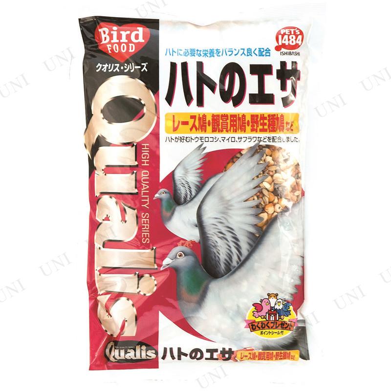 【取寄品】 クオリス ハトのエサ 4kg