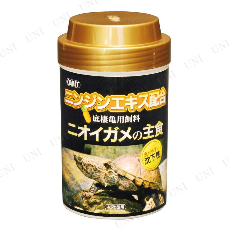 【取寄品】 イトスイ ニオイガメの主食 中大型用 140g