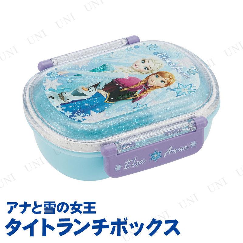 【取寄品】 ふわっとタイトランチBOX 360mL アナと雪の女王
