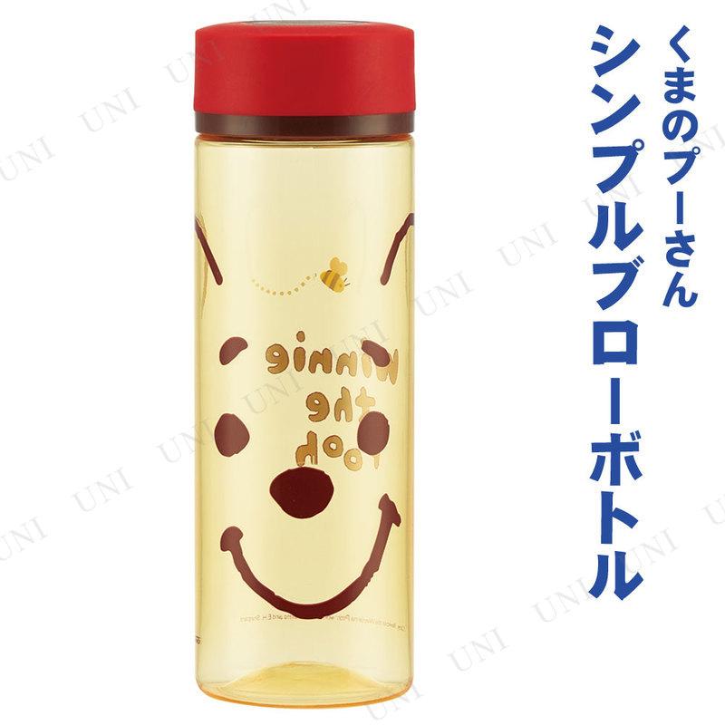 【取寄品】 シンプルブローボトル 400mL くまのプーさん