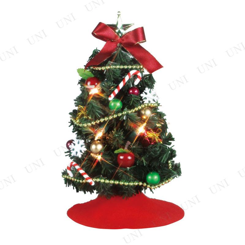【取寄品】 クリスマスツリー デコレーションツリー ペッパートラディション 23cm