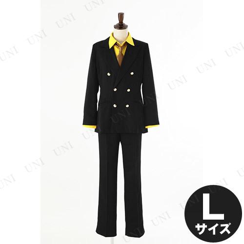 【取寄品】 コスプレ 仮装 ONE PIECE ワンピース サンジの衣装 新世界編 Lサイズ