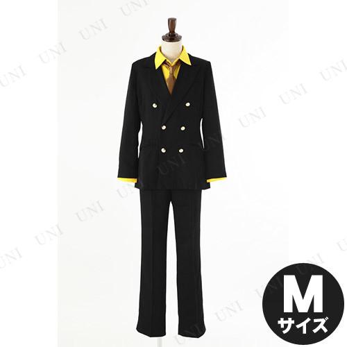 【取寄品】 コスプレ 仮装 ONE PIECE ワンピース サンジの衣装 新世界編 Mサイズ