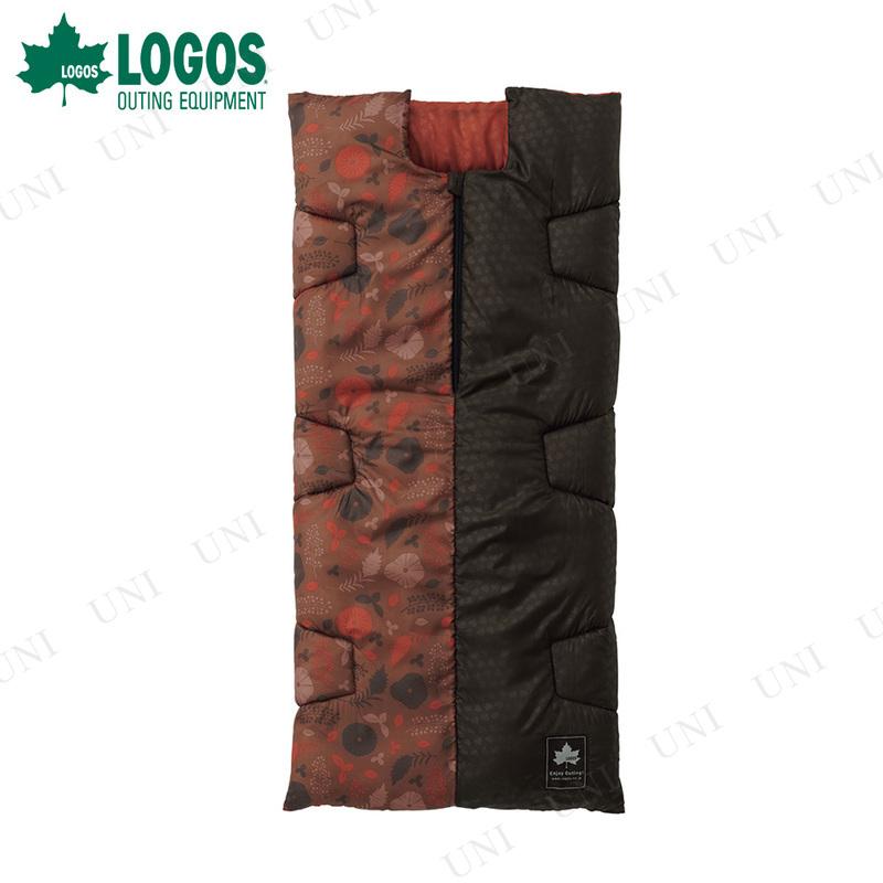 【取寄品】 LOGOS (ロゴス) 丸洗いデザインセンタージップKIDS・-2 プランツ