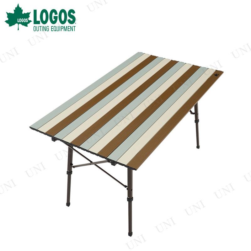【取寄品】 LOGOS (ロゴス) Life オートレッグテーブル 12070 ヴィンテージ
