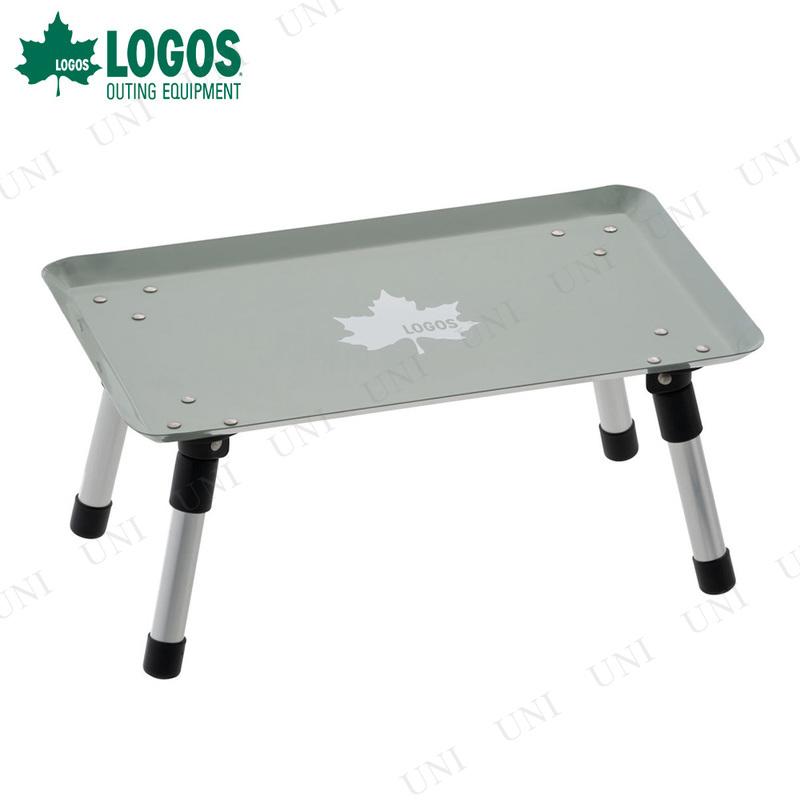 【取寄品】 LOGOS (ロゴス) スタックカラータフテーブル ヴィンテージブルー